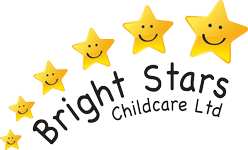 Bright Stars Childcare logo